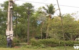 Lưới điện nông thôn ở Thừa Thiên Huế xuống cấp nghiêm trọng