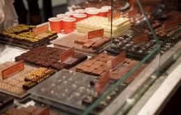 Bên trong bảo tàng về chocolate đầu tiên trên thế giới