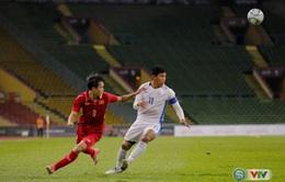 VIDEO Tổng hợp hiệp 1: U22 Philippines 0-2 U22 Việt Nam