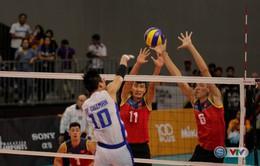 ĐT bóng chuyền nam Việt Nam thắng ấn tượng ở trận ra quân tại SEA Games 29