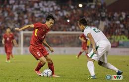 Bóng đá nam SEA Games 29: U22 Việt Nam 0-0 U22 Indonesia: Chia điểm đáng tiếc!