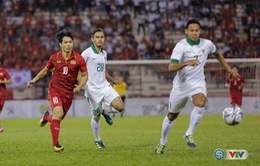VIDEO Tổng hợp hiệp 1: U22 Việt Nam áp đảo trước U22 Indonesia