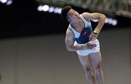 Lê Thanh Tùng bảo vệ thành công HCV nhảy chống tại SEA Games 29