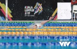 """TRỰC TIẾP SEA Games 29 hôm nay (23/8): Ánh Viên, Tú Chinh tiếp tục """"săn Vàng"""""""