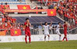 Thua Thái Lan, tuyển U22 Việt Nam chia tay giấc mơ Vàng SEA Games