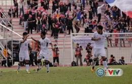 VIDEO: Tổng hợp hiệp 1 trận U22 Thái Lan 1-0 U22 Việt Nam