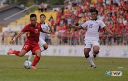 VIDEO Tổng hợp trận đấu: U22 Thái Lan 3-0 U22 Việt Nam