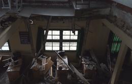Vụ sập sàn trường học ở Lâm Đồng: Ngừng sử dụng phòng học kết cấu tương tự