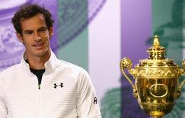 Lịch thi đấu Wimbledon 2017 ngày 3/7: Murray, Nadal mở màn giải đấu