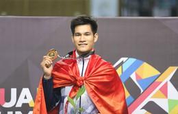 VIDEO SEA Games 29: Duy Tuyến giành HCV Pencak Silat hạng cân dưới 80 kg nam