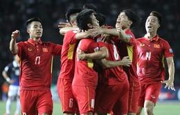 VIDEO: Tổng hợp trận đấu ĐT Campuchia 1-2 ĐT Việt Nam