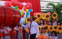 PTTg Trương Hòa Bình dự Lễ khai giảng trường THPT Võ Văn Kiệt (TP.HCM)