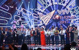 Xem lại trọn vẹn lễ trao giải VTV Awards 2017
