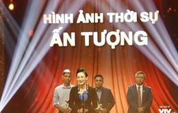 """""""Khúc bi tráng Gạc Ma"""" là hình ảnh thời sự ấn tượng nhất VTV Awards 2017"""