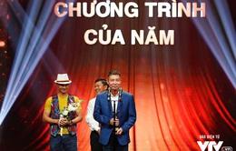 VTV Awards 2017: Táo quân Xuân Đinh Dậu chiến thắng giải Chương trình của năm