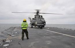Hơn 1.500 binh sỹ NATO tập trận đa quốc gia trên Biển Đen
