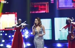 Mỹ Tâm quá ngọt ngào với hit Đâu chỉ riêng em tại VTV Awards 2017