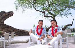 Kết hôn với bạn trai đồng giới, Hồ Vĩnh Khoa mãn nguyện