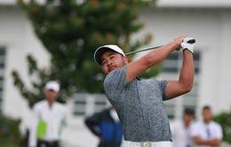 Andy Chu Minh Đức dẫn đầu sau vòng 3 giải Golf FLC Việt Nam Masters 2017
