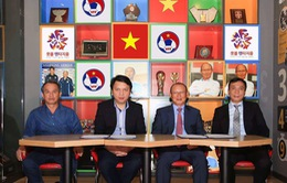 Trợ lý Guus Hiddink nhận lời dẫn dắt ĐTQG Việt Nam