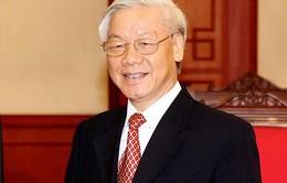 Tổng Bí thư Nguyễn Phú Trọng thăm cấp Nhà nước Campuchia