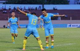 Sanna Khánh Hòa 4-2 HAGL: Lâm Ti Phông lập hat-trick, chủ nhà giành trọn 3 điểm