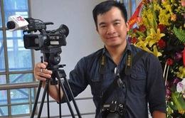Đã tìm thấy thi thể phóng viên TTXVN bị lũ cuốn trôi tại Yên Bái