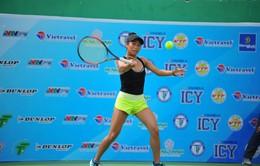 Tay vợt Savanna Lý Nguyễn: Gương mặt tài năng của quần vợt Việt Nam