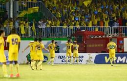 VIDEO: Tổng hợp diễn biến trận đấu Hoàng Anh Gia Lai 0-2 Sông Lam Nghệ An