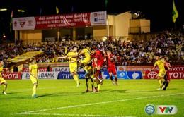VIDEO Tổng hợp diễn biến trận đấu: SLNA 2-3 CLB Hải Phòng