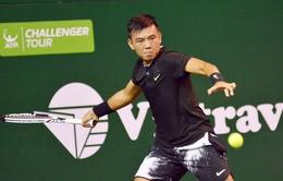 Giải quần vợt Việt Nam mở rộng 2017: Lý Hoàng Nam dừng bước ở vòng 1