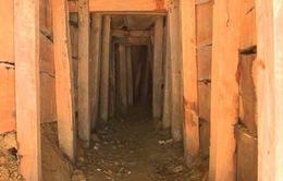 Bùng phát nạn khai thác vàng trái phép tại Quảng Trị