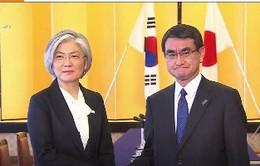 Bộ trưởng Bộ Ngoại giao Hàn Quốc thăm Nhật Bản