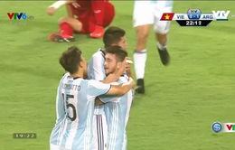 VIDEO Palacios cứa lòng đẳng cấp, U22 Việt Nam nhận bàn thua thứ 2