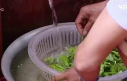 Người dân Hà Nội lo thiếu nước sinh hoạt trong mùa hè