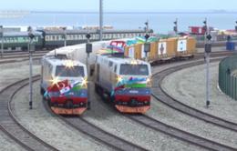 Khai trương tuyến đường sắt nối châu Á và châu Âu