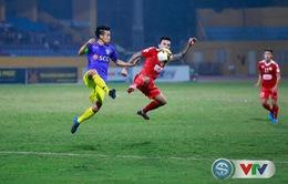 VIDEO: Tổng hợp trận đấu CLB Hà Nội 4-0 CLB TP Hồ Chí Minh