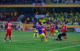 Vòng 24 giải VĐQG V.League 2017: CLB Hà Nội 4-0 CLB TP Hồ Chí Minh, XSKT Cần Thơ 1-2  Sanna Khánh Hòa