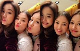 Song Hye Kyo khoe tình bạn đáng ngưỡng mộ
