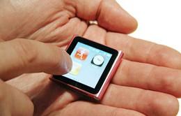 Apple tiếp tục báo tin buồn cho người dùng iPod