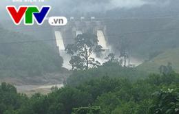 Các hồ thủy điện lớn của Quảng Nam xả lũ để hạn chế thiệt hại cho hạ du