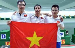 Việt Nam giành HCĐ giải bắn súng châu Á tại Nhật Bản
