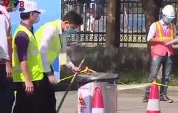 Thừa Thiên - Huế tổ chức diễn tập ứng phó sự cố hạt nhân