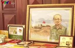 Phát hành bộ tem đặc biệt về Đại tướng Võ Nguyên Giáp