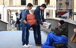 Số lượng người vô gia cư tăng cao đáng lo ngại tại nước Anh