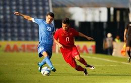 VIDEO: Tổng hợp trận đấu U23 Uzbekistan 2-1 U23 Việt Nam