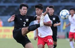 BXH giải U21 Quốc tế sau 2 lượt trận đầu tiên: U21 Myanmar bất ngờ chiếm ngôi đầu