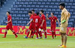 Những điểm nhấn của bóng đá trẻ Việt Nam trong năm 2017