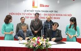 Đại học Bách khoa Hà Nội và Bkav đẩy mạnh nghiên cứu phát triển công nghệ cao