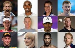 Harry Kane thất thế trong danh sách đề cử Nhân vật thể thao năm 2017 của BBC